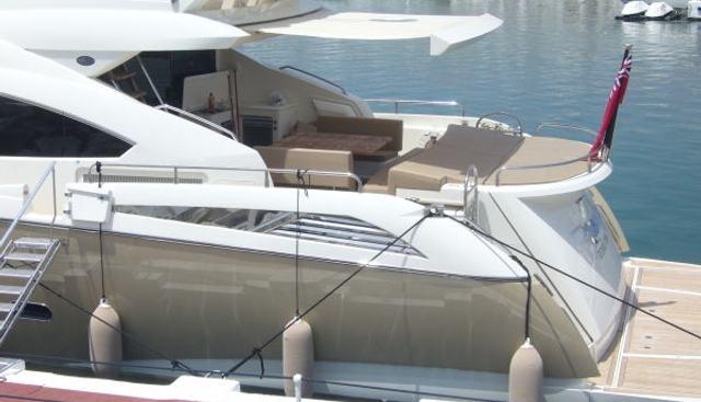 Robusto Charter Yacht - 2