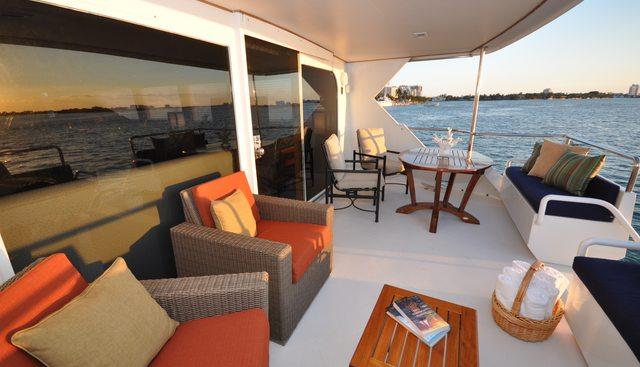 Golden Girl Charter Yacht - 2