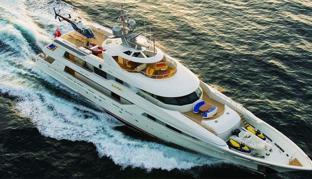 Astara Charter Yacht - 2