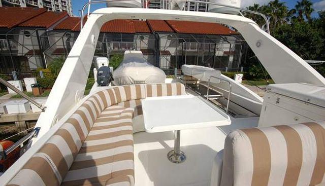 Always Something Charter Yacht - 3