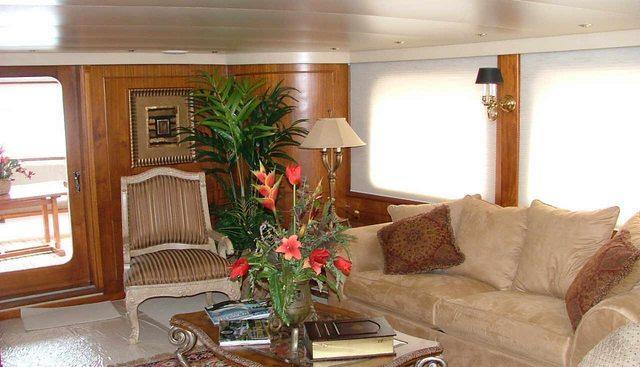 Nereus Charter Yacht - 2