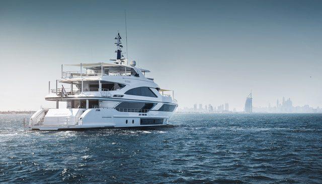 Alya Charter Yacht