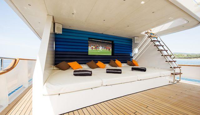 Semaya Charter Yacht - 4