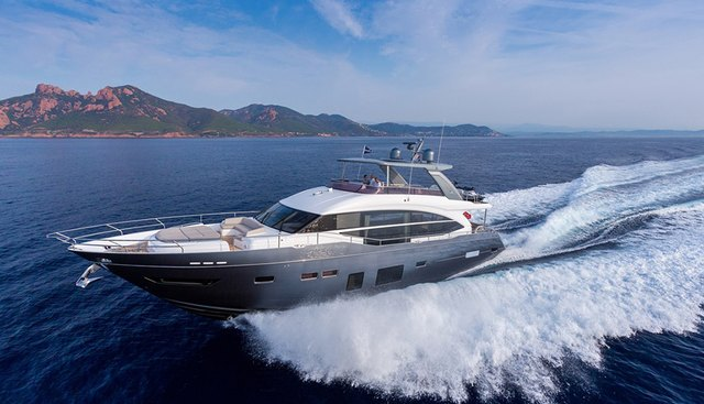 Shades of Grey Charter Yacht - 2