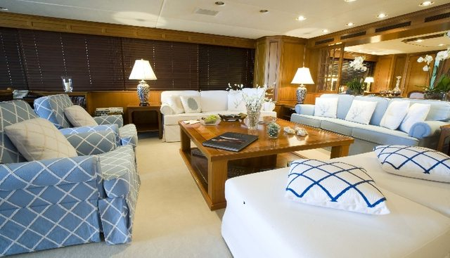 Constance Charter Yacht - 7