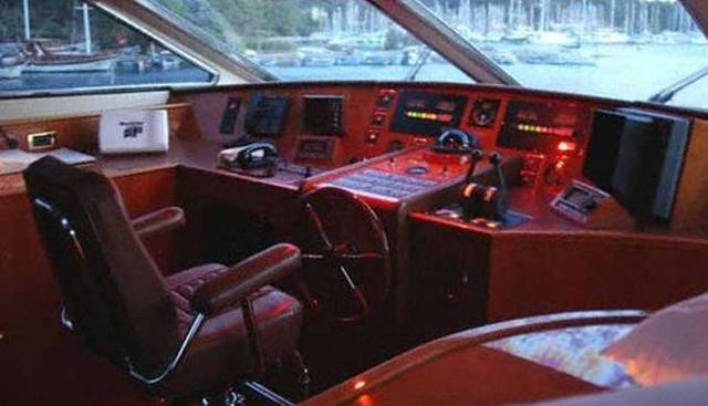 Zeynep T Charter Yacht - 4
