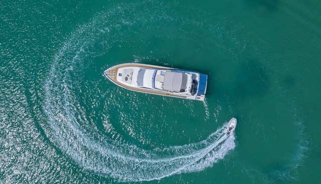 Dominique Charter Yacht - 5