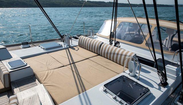 Elton Charter Yacht - 2