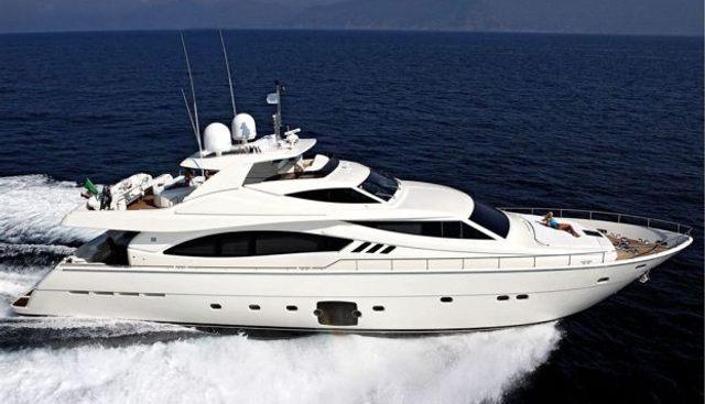 Fortis II Charter Yacht
