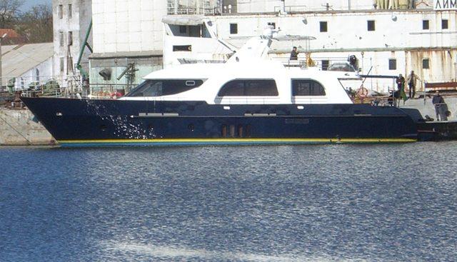 Mriya Charter Yacht - 3