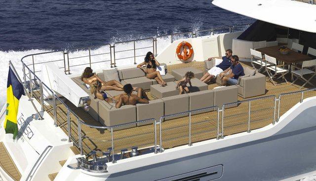 Tsa Tsa Charter Yacht - 5