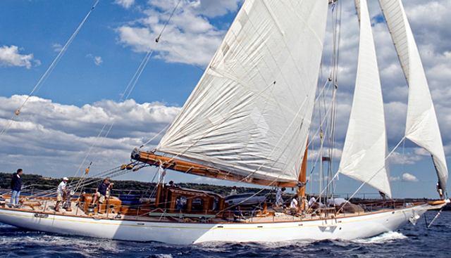 Candida Charter Yacht