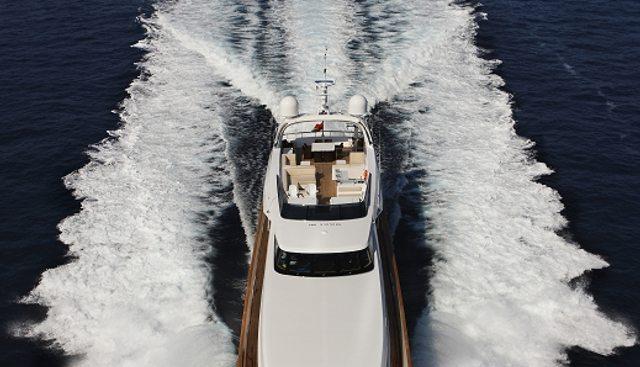 Lazy Me Charter Yacht - 5