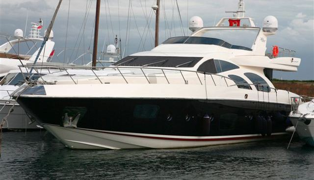 Aquilonis Charter Yacht