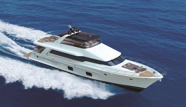 CLB 88 /01 Charter Yacht - 5