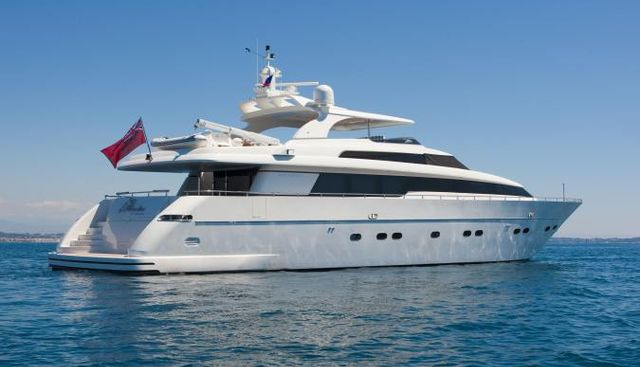 Marcelina of London Charter Yacht - 5