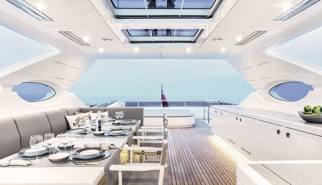 Aliyoni Charter Yacht - 4