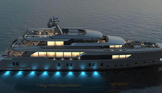 Pandion Pearl Charter Yacht