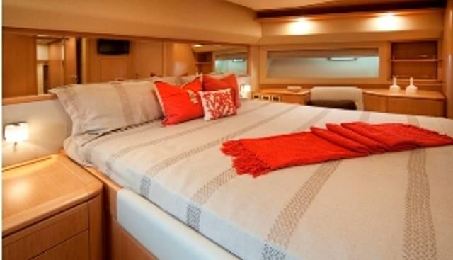 Ferretti 881 2012 Charter Yacht - 2
