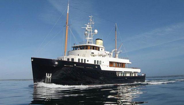 Bystander Charter Yacht - 2