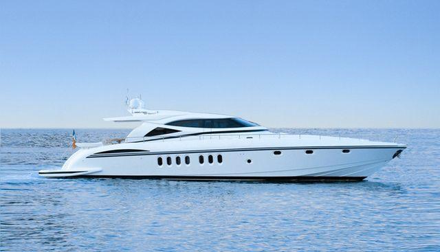 Azul Charter Yacht