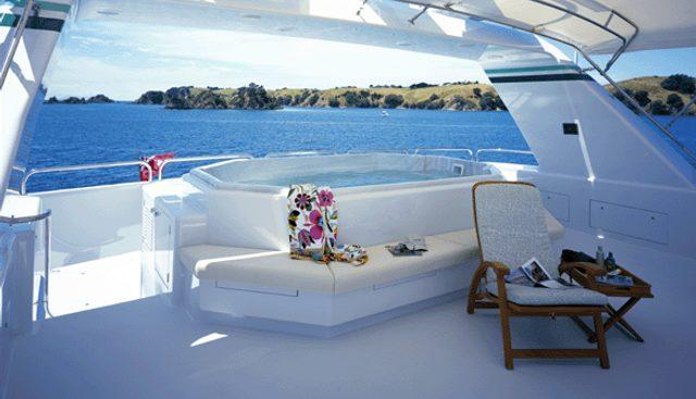 Steadfast Charter Yacht - 2
