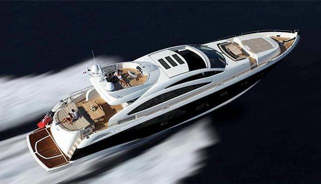 Skyfall United Kingdom Charter Yacht