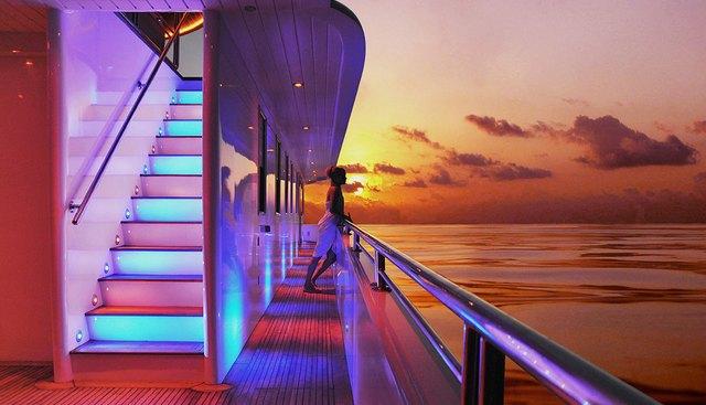 Dhaainkan'baa Charter Yacht - 8