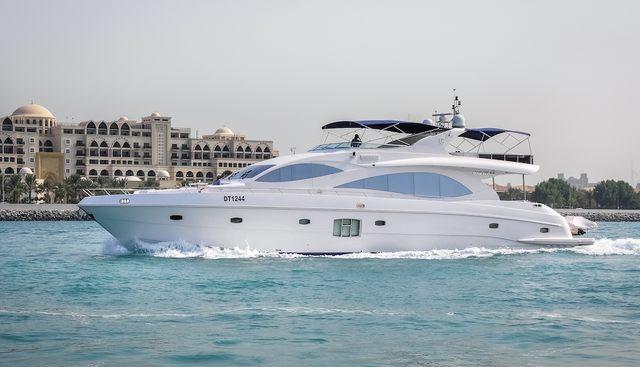 Emerald Charter Yacht