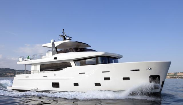 Yes Charter Yacht