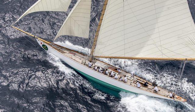 Mariska Charter Yacht