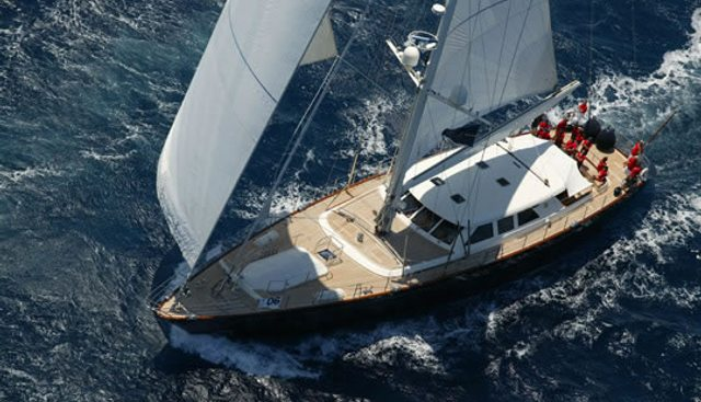 Heritage M Charter Yacht - 3