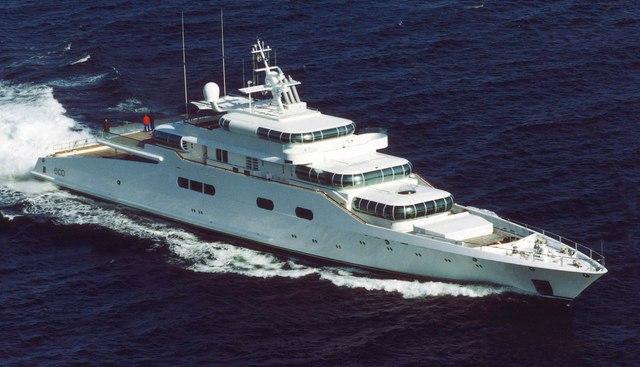 Zeus Charter Yacht