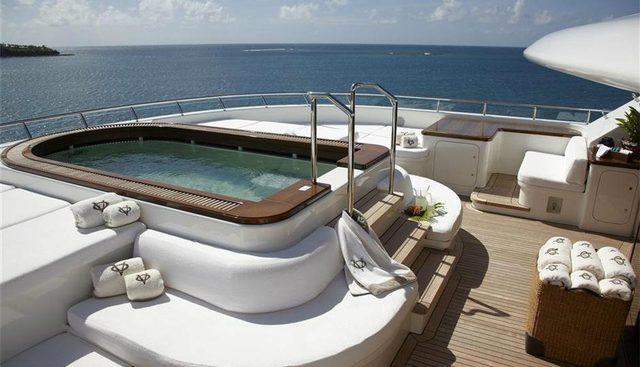 Ebony Shine Charter Yacht - 2