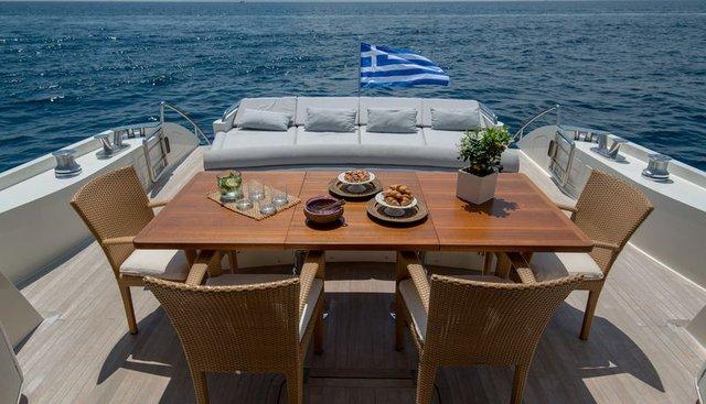 Sun Anemos Charter Yacht - 5