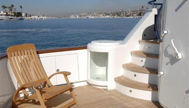Leanora Charter Yacht - 8