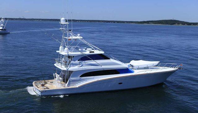Rumbera Charter Yacht - 2