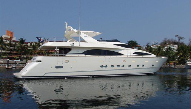 Mi Vida Charter Yacht