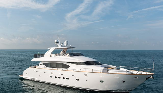 Miredo Charter Yacht - 2