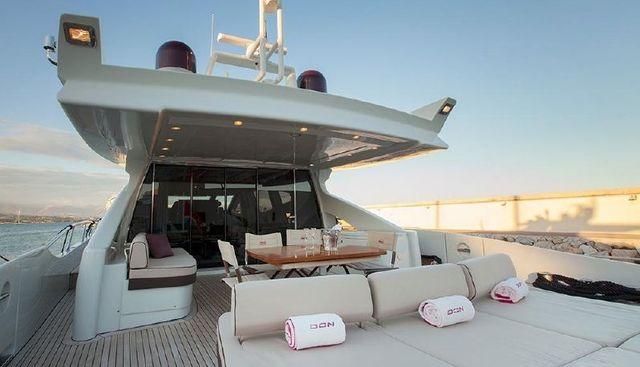 Elysium 3 Charter Yacht - 7
