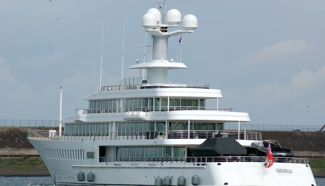 Fountainhead Charter Yacht - 5