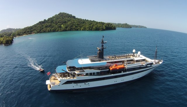 Variety Voyager Charter Yacht