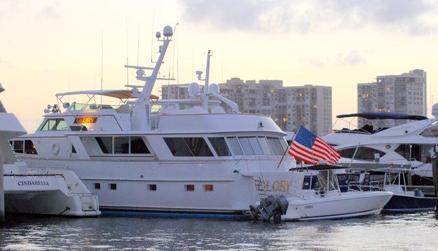 Glory Charter Yacht