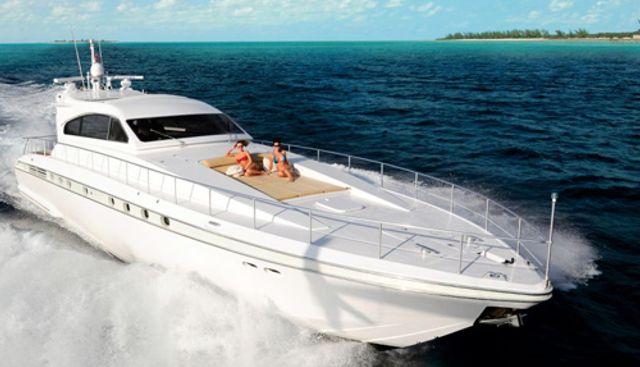 PF Flyer Charter Yacht