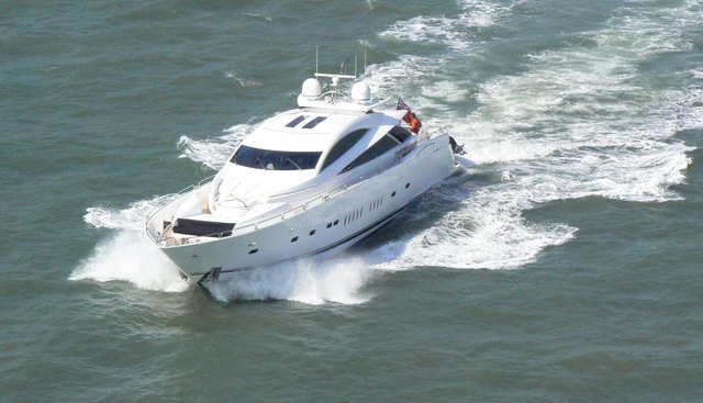 Diablo Blanco Charter Yacht - 2
