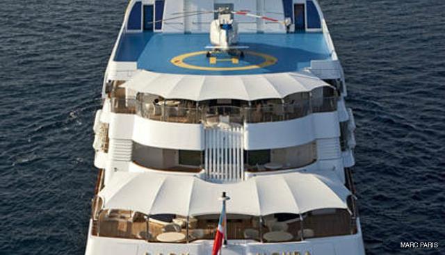 Lady Moura Charter Yacht - 3