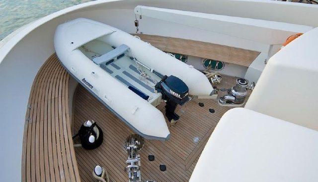 Claudius Charter Yacht - 8