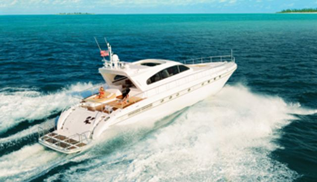 PF Flyer Charter Yacht - 3
