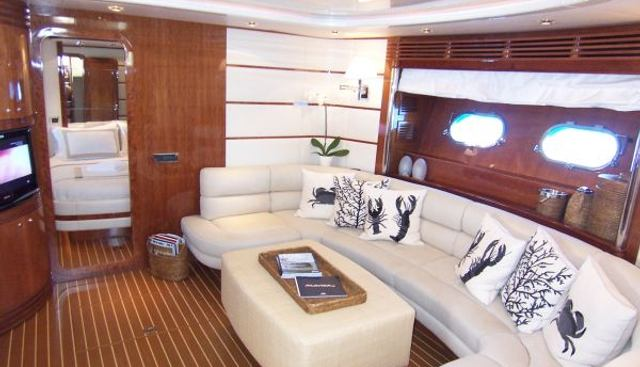 Force 10 (delete) Charter Yacht - 5