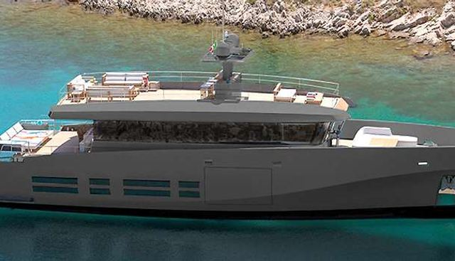 Kokonut's Wally Charter Yacht - 8
